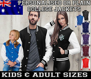 Personalised-Custom-College-Varsity-Jacket-Baseball-KIDS-ADULTS-birthday-gift