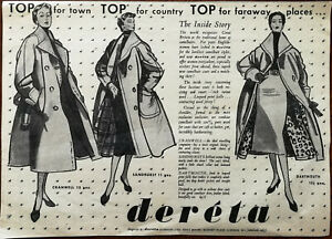 Dereta-Top-for-Town-top-for-Country-Faraway-Places-Vintage-Advert-1936