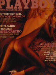 Playboy-August-1985-Cher-Butler-Judy-Norton-Taylor-Ingrid-Boulting-B8723