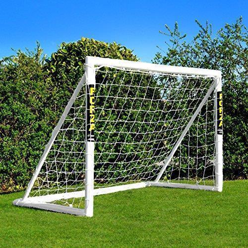 6 X 4 pies de fútbol meta Post con Net-Niños Jardín de la Copa del Mundo partido de entrenamiento