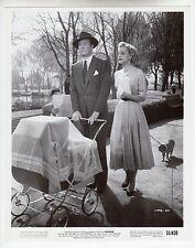 """Ray Milland / Jan Sterling (Pressefoto '51) - in """"Rhubarb"""""""