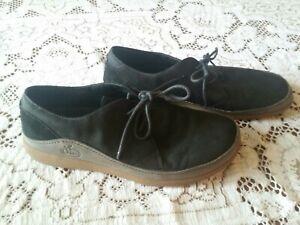 Chaco-Montrose-Black-Leather-Lace-Up-Oxford-Comfort-Shoes-J105689-Men-s-9