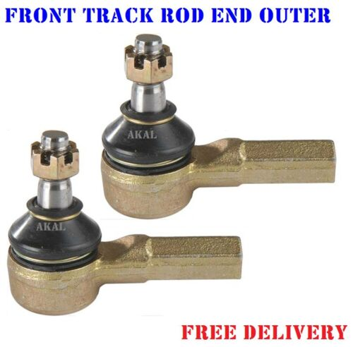 For Suzuki Swift 92-03 Front Tie Rod Track Rod End Outer Left Right Side x2