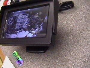 """12V DC CCTV TEST MONITOR INSTALLER TECHNICIAN 4.3""""LCD TESTER TFT CAMERA AIMER"""