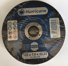 Hurrican by Rhodius Trennscheibe Ø230 x 2,0 x 22,23 mm Metalltrennscheibe Inox