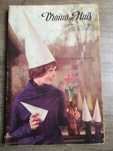 Weekblad Vrouw en huis , 9 februari 1961