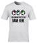 miniature 4 - AMONG US PERSONALISED Kids Gaming T-Shirt Crewmate Boys Girls Tee Top