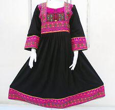 Kuchi Afghan Banjara Tribal Boho Hippie Style Brand New Ethnic Dress ND-159