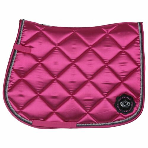 Horka Glamour 200G Gp Fashion Embroided Equestrian Horse Jumping Saddle Pads