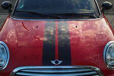 Viper-Streifen Aufkleber Stripes für BMW MINI COOPER COUPE R58 Works John Union