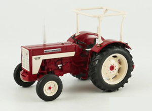 REPLICAGRI 1 32 SCALE INTERNATIONAL 624 2WD WITH CAB FRAME MODEL TRACTOR