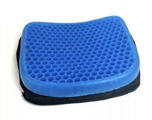 Honeycomb-Gel-Flex-Cushion-Seat-Sitter-Pillow-Back-Support-FREE-FAST-SHIPPING