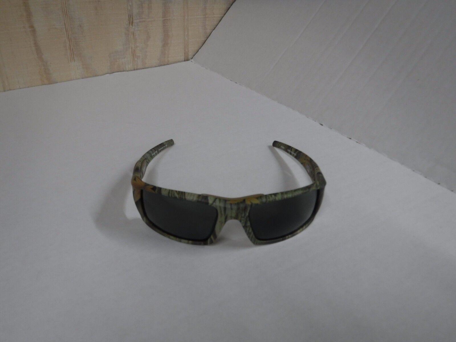 Amphibia Safety Sunglasses  Depthcharge Camo  Vapor Lens (SHATTERPROOF)  6381
