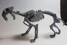 RARE Retired Epoch Saber Toothed Cat Smilodon Skeleton PVC Figurine Figure A