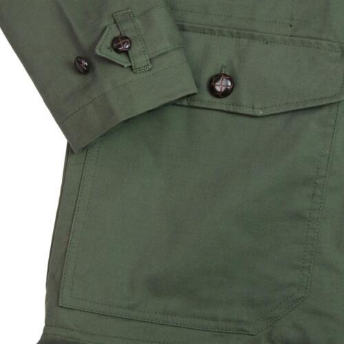 da Madcap Retro oliva anni '60 degli '60 uomo Parka anni di verde Giacca New degli England gvBqxgdU
