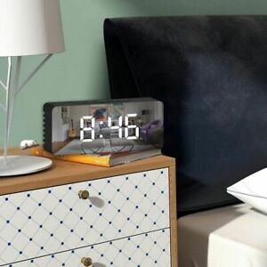 Creative-LED-Digital-Alarm-Clock-Night-Light-Thermometer-Display-Mirror-Lamp
