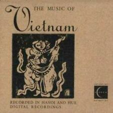 Various Artists, The Music of Vietnam 3 CD Boxed Set, Excellent Box set