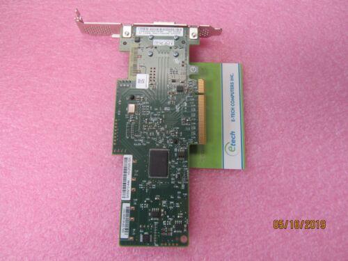 IBM 6Gb SAS HBA PCI-e FRU 46C8935 LSI SAS2008 SAS9212-4i4e REFURB 46M0907