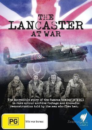 1 of 1 - The Lancaster At War (DVD, 2010) - Region 4