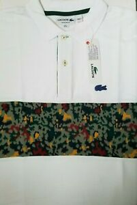 EXCLUSIVE Lacoste Shirt Size FR 4 US Small Made in Peru Designed in France