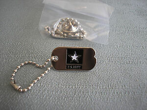 ARMY-HAT-PIN-ARMY-OF-ONE-DOG-TAG