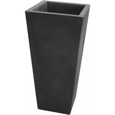 Veca Spa Box Doccia.Vaso Fioriera Cache Pot Veca Genesis Quadrato Alto 85cm Antracite Ebay
