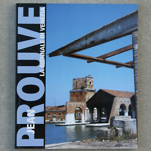 Scarce-Jean-PROUVE-Architecture-Book-French-Mid-Century-Modern-Eames-1950s-Era