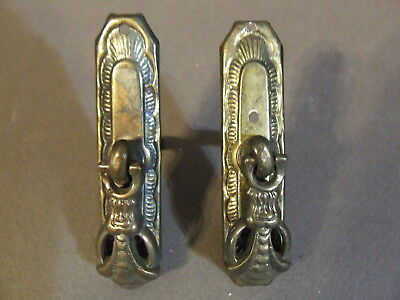 Oblong Brass Tone Pull