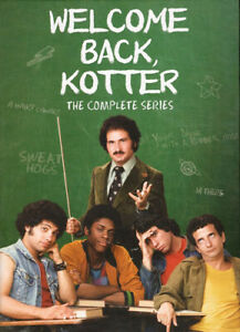 Welcome-Back-Kotter-The-Complete-Series-16-Disc-DVD-NEW