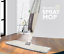 360 Degree Handle Spray Floor Mop With Reusable Microfiber Pad Free Shipping