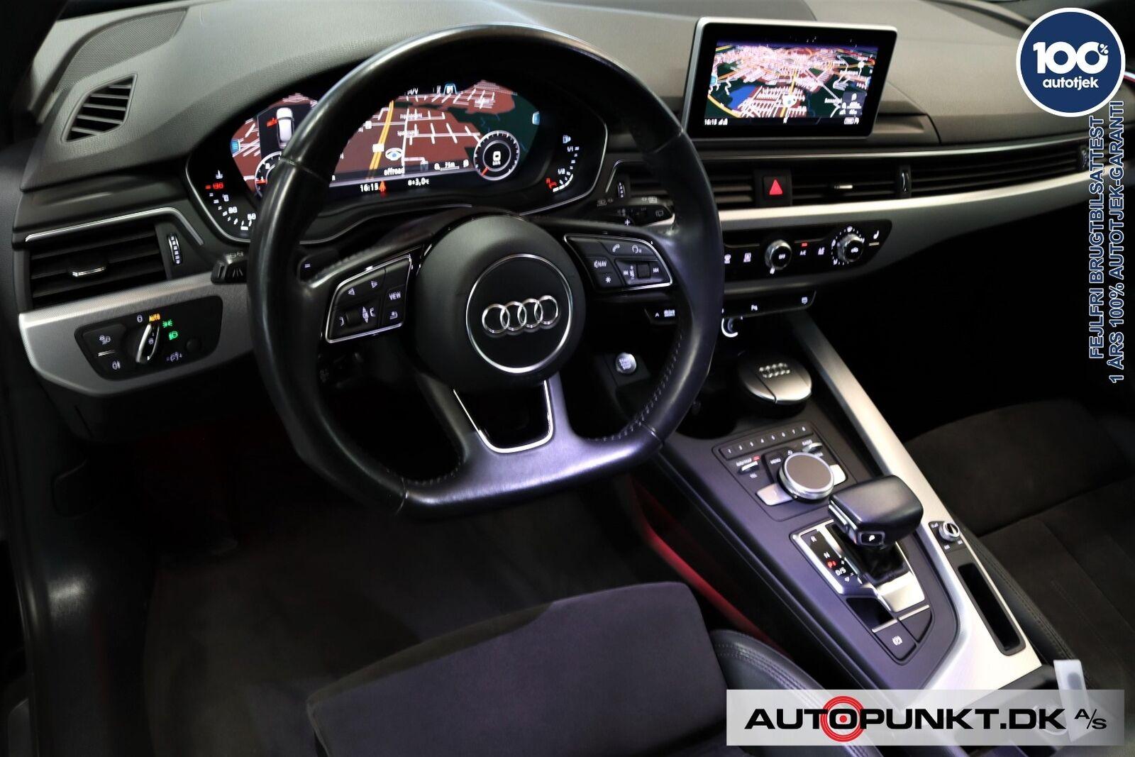 Audi A4 2017