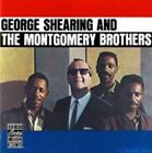 George Shearing and the Montgomery Brothers [Bonus Tracks] by George Shearing (CD, May-2010, Jazzland/OJC)