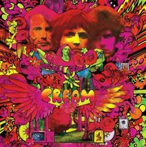 Cream-Disraeli-Gears-1998-NEW-CD