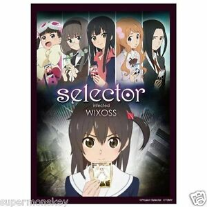 TAKARA-TOMY-WIXOSS-CARDPROTECT-COLLECTION-SELECTOR-INFECTED-CARD-SLEEVES-60