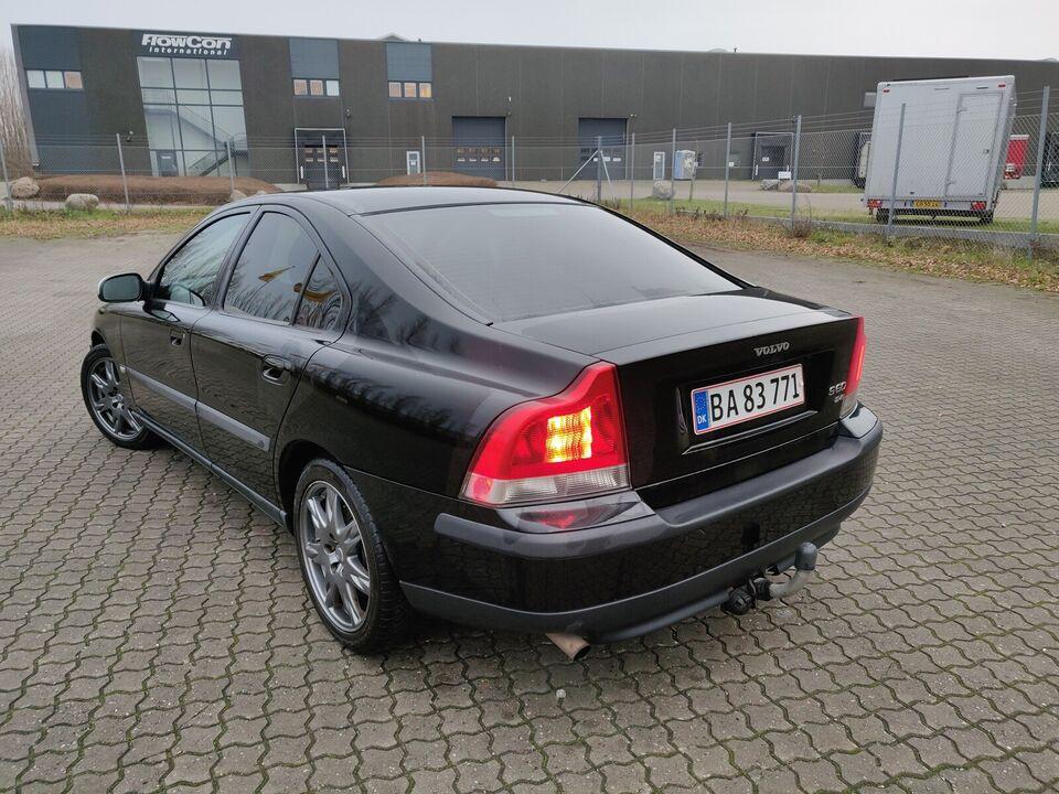 Volvo S60, 2,4 170, Benzin