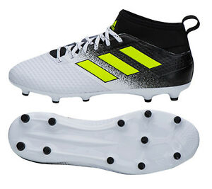 7b533bb3e34f Adidas ACE 17.3 FG (BY2196) Soccer Football Cleats Shoes Boots White ...
