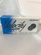 BLAUPUNKT VELOCITY VPA 653 3 WAY 6.5 DUAL VOICE COIL SPEAKER NEW