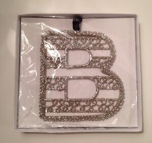 Pottery Barn Teen Wire Letter Quot B Quot New Free Shipping Ebay