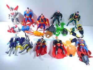 Superman-Animated-Series-Kenner-Action-Figures-Man-of-Steel-PICK-YOUR-CHOICE