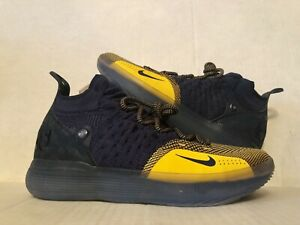 sale retailer abeb4 bab5f Image is loading Nike-Zoom-KD11-Kevin-Durant-Chinese-Zodiac-Navy-