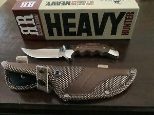 Knife Rough Rider Heavy Hunter Fixed Blade Hunting,Fish,S