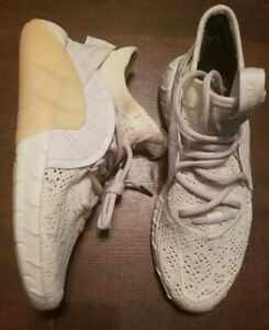 excellent quality 100% authentic best sell Details about ADIDAS Tubular Rise Shoes (8) Mens New Cream/Antique  Silver/Granite CQ1378