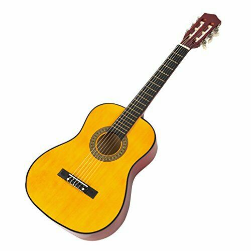 Music Alley MA-34-N  Classical Acoustic Guitar Kids Guitar and Junior Guitar