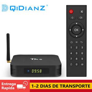 DQiDianZ-TX6-Android-9-0-16GB-32GB-64GB-Quad-Core-BT-4-1-Smart-TV-BOX-TV-CAJA