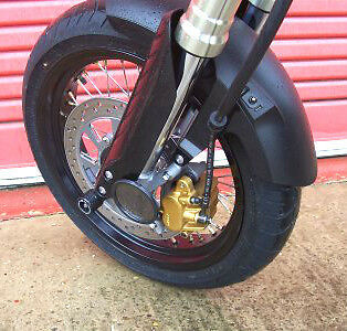 R/&G Racing Fork Protectors to fit Honda FMX 650