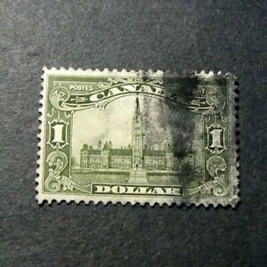 Canada Stamp Scott# 159 Parliament Building 1929  L321