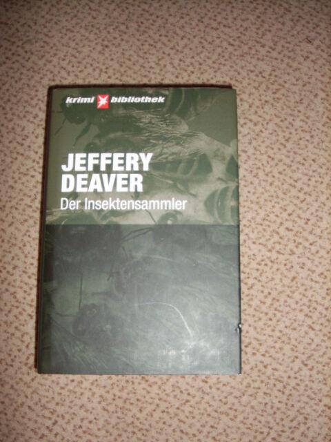 Der Insektensammler. Stern Krimi Bibliothek von Jeffery Deaver (2006, Gebunden)