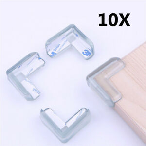 10X-Baby-Safety-Corner-Protector-Child-Cushion-Table-Edge-Desk-Guard-USWarehouse