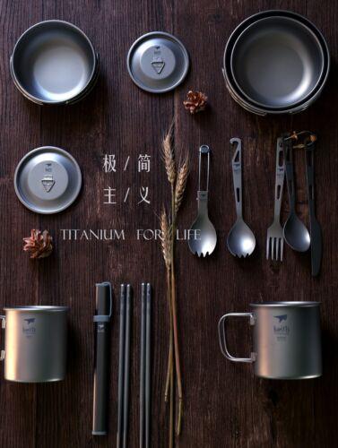 Shipped from California, USA Keith Titanium Ti5621 Round Handle Chopsticks