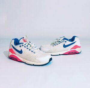 a72c67fadc Nike Air Max 180 OG ULTRAMARINE WHITE SOLAR RED BLUE 615287-100 sz ...